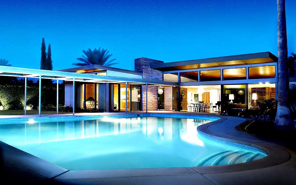 Pictures House Magnificent Of California Palm Springs House Images
