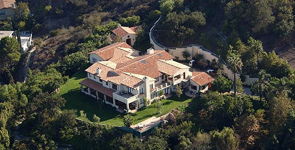 Justin Timberlake 39 S House A Penthouse