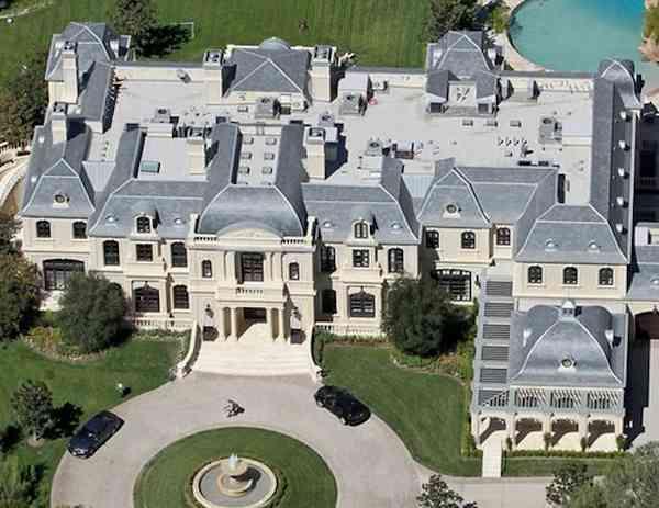 Mark Wahlberg's Home - Celeb Casas