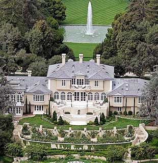 Celebrity Homes Houses of the Rich and Famous Stars ...